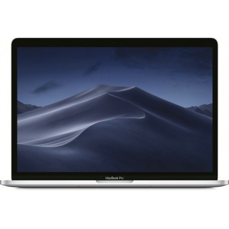 Macbook Pro 13 inch (Mid 2017) - 8GB RAM - 128GB SSD - Intel Core i5 2.3Ghz - Silver - QWERTY US