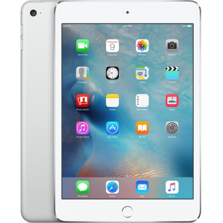 Apple iPad Mini 4 128GB Silver Wifi + Cellular