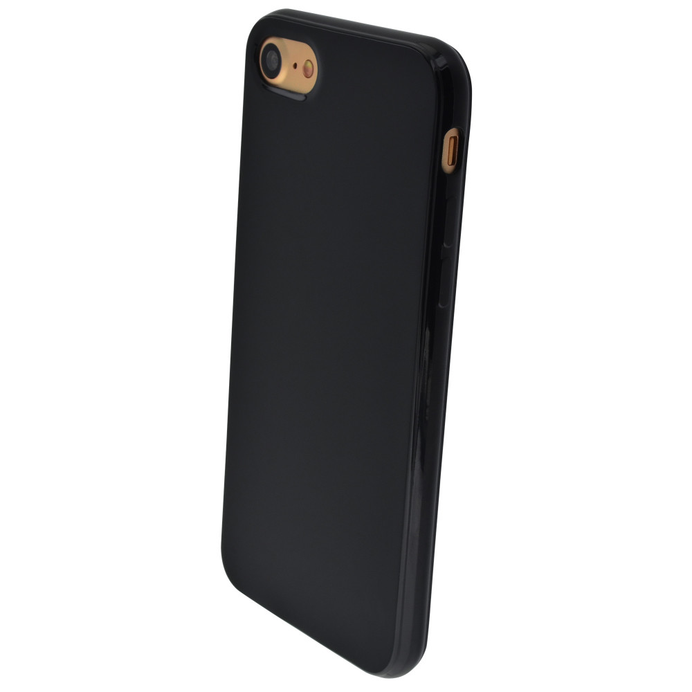 Mobiparts Classic TPU Case Apple iPhone 7/8 Black
