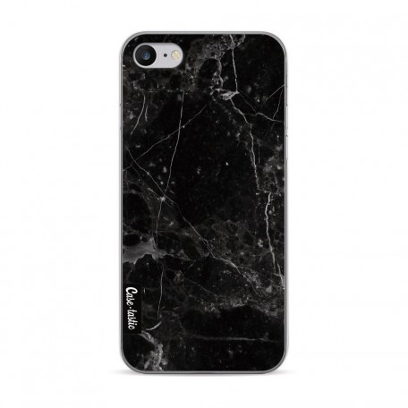 Casetastic Softcover Apple iPhone 7 / 8 - Black Marble