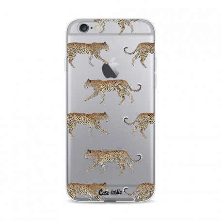 Casetastic Softcover Apple iPhone 6 / 6s - Hunting Leopard
