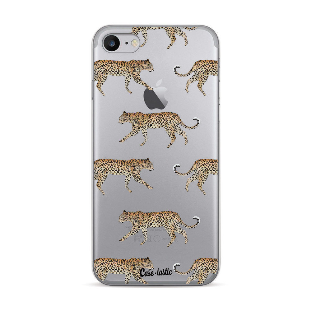 Casetastic Softcover Apple iPhone 7/8 - Hunting Leopard