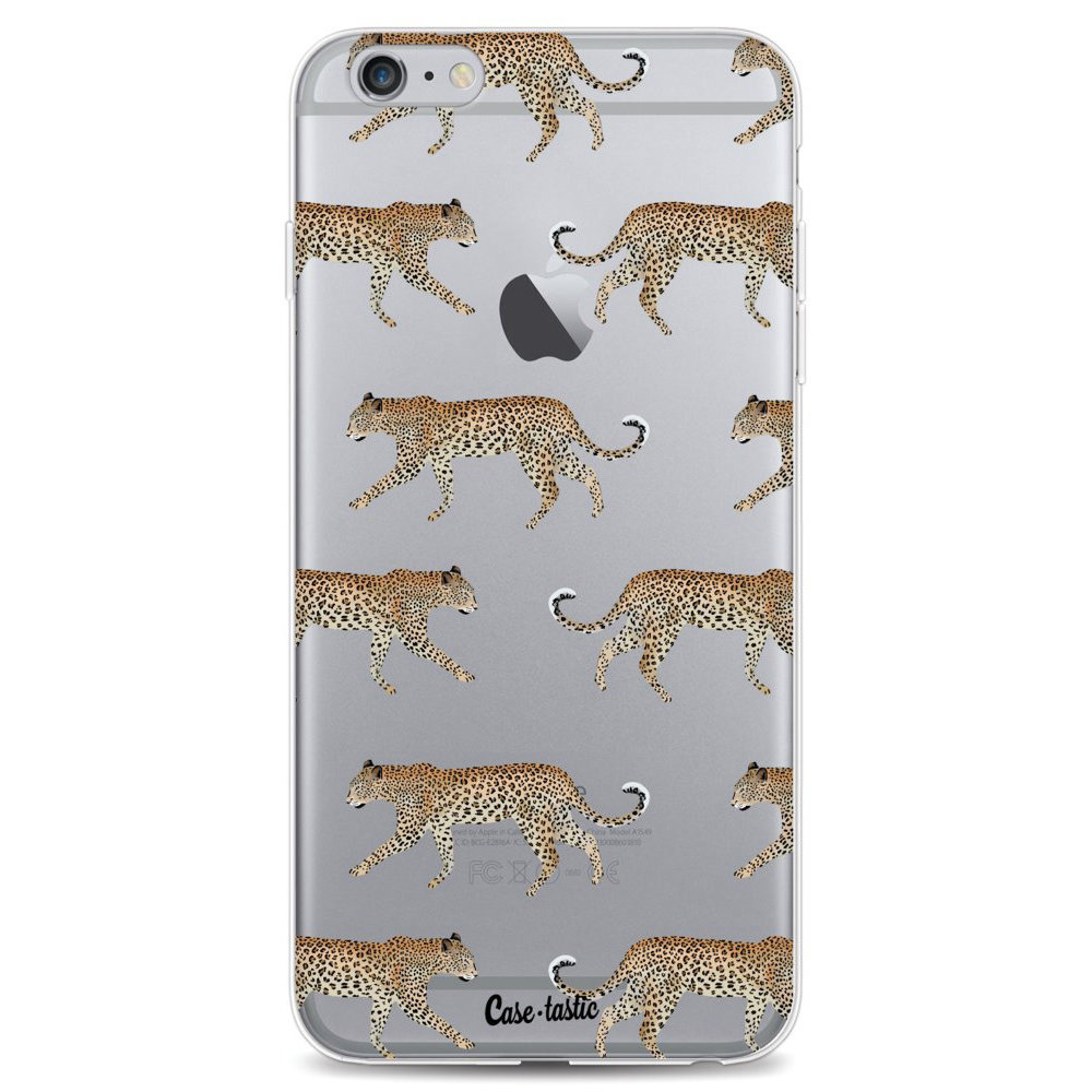 Casetastic Softcover Apple iPhone 6 Plus / 6s Plus - Hunting Leopard