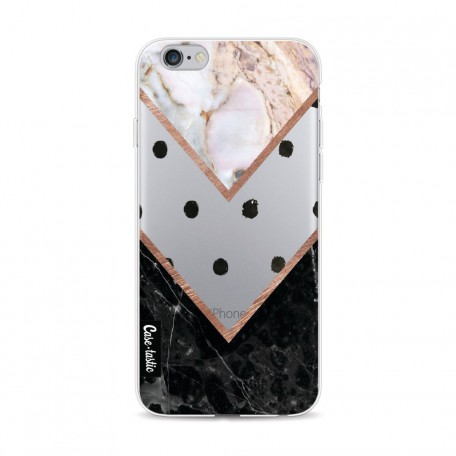 Casetastic Softcover Apple iPhone 6 / 6s - Mix of Marbles