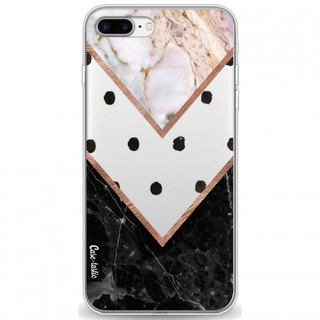 Casetastic Softcover Apple iPhone 7 Plus / 8 Plus - Mix of Marbles