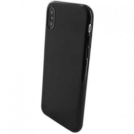 Mobiparts Classic TPU Case Apple iPhone X/XS Black
