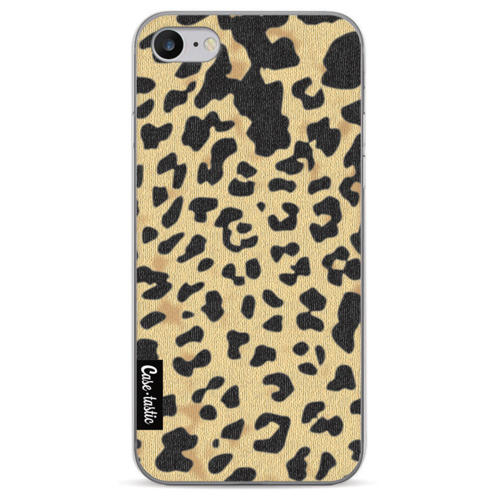 Casetastic Softcover Apple iPhone 7 / 8 - Leopard Print Sand