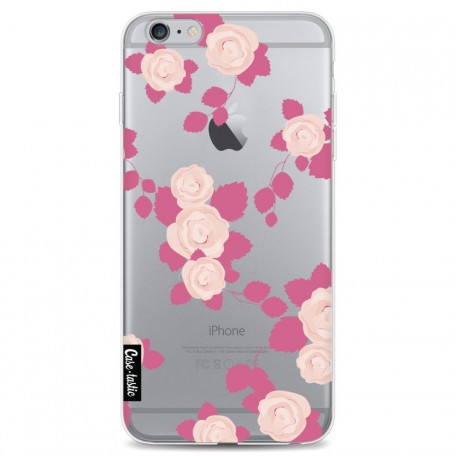 Casetastic Softcover Apple iPhone 6 Plus / 6s Plus - Pink Roses