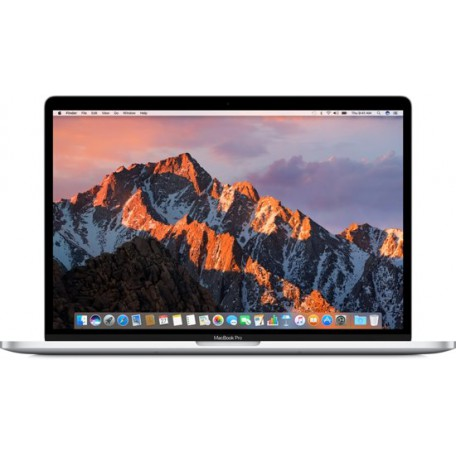 Macbook Pro 15 inch Touch Bar (Mid 2017) - 16GB RAM - 256GB SSD - Intel Core i7 2.8Ghz - Silver - QWERTY US
