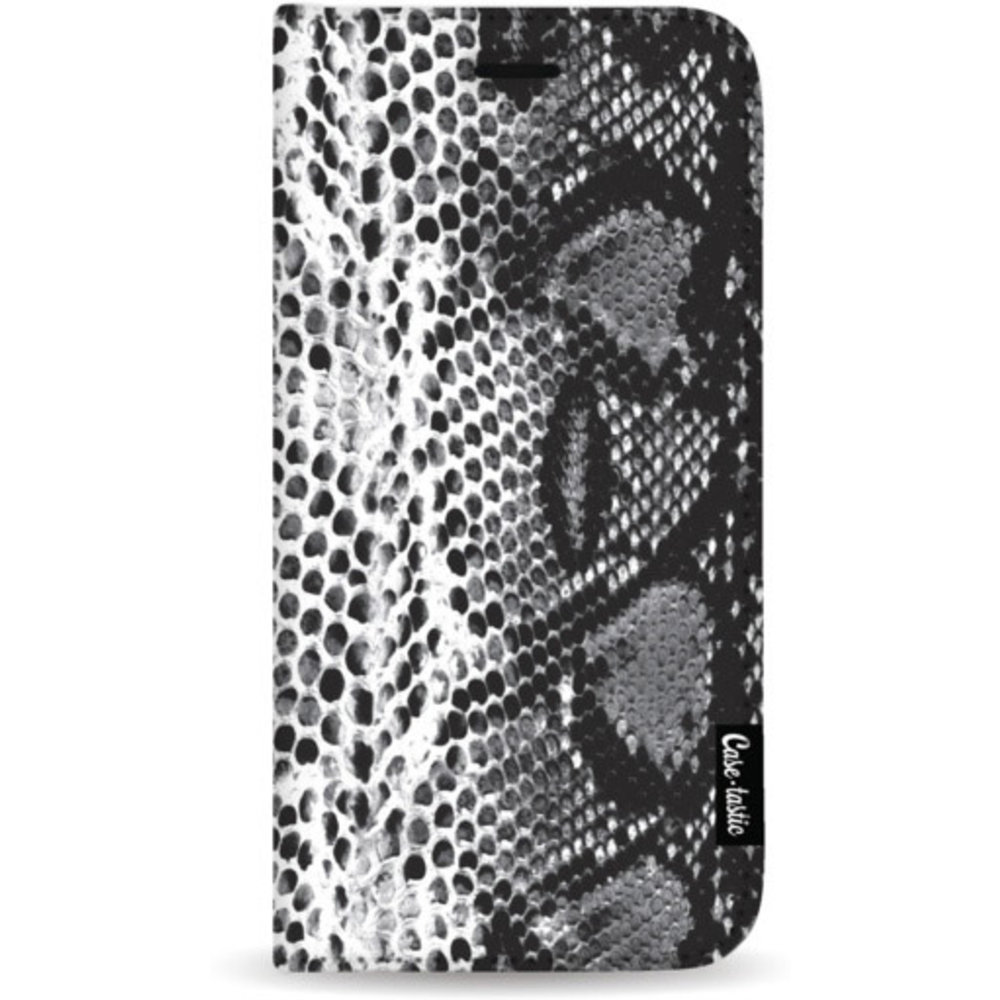 Casetastic Wallet Case White Apple iPhone 7 Plus / 8 Plus - Snake