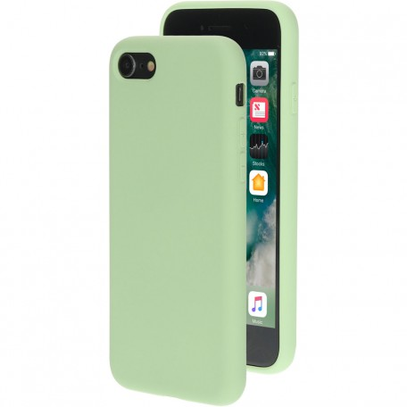 Mobiparts Silicone Cover Apple iPhone 7/8 Pistache Green