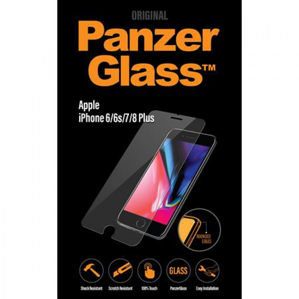 PanzerGlass Apple iPhone 6/6s/7/8 PLUS