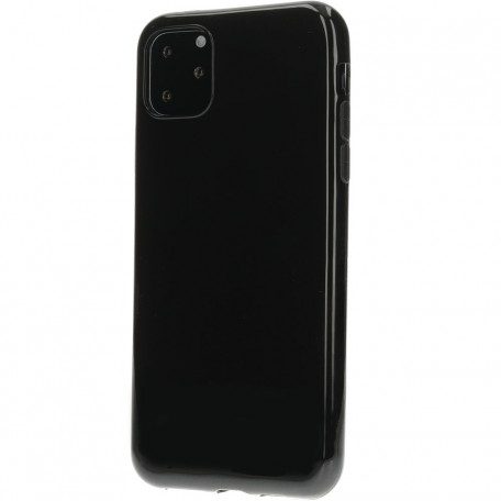 Mobiparts Classic TPU Case Apple iPhone 11 Pro Max Black