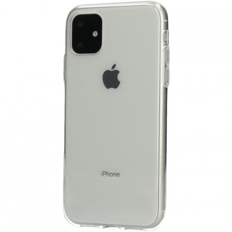 Mobiparts Classic TPU Case Apple iPhone 11 Pro Transparent