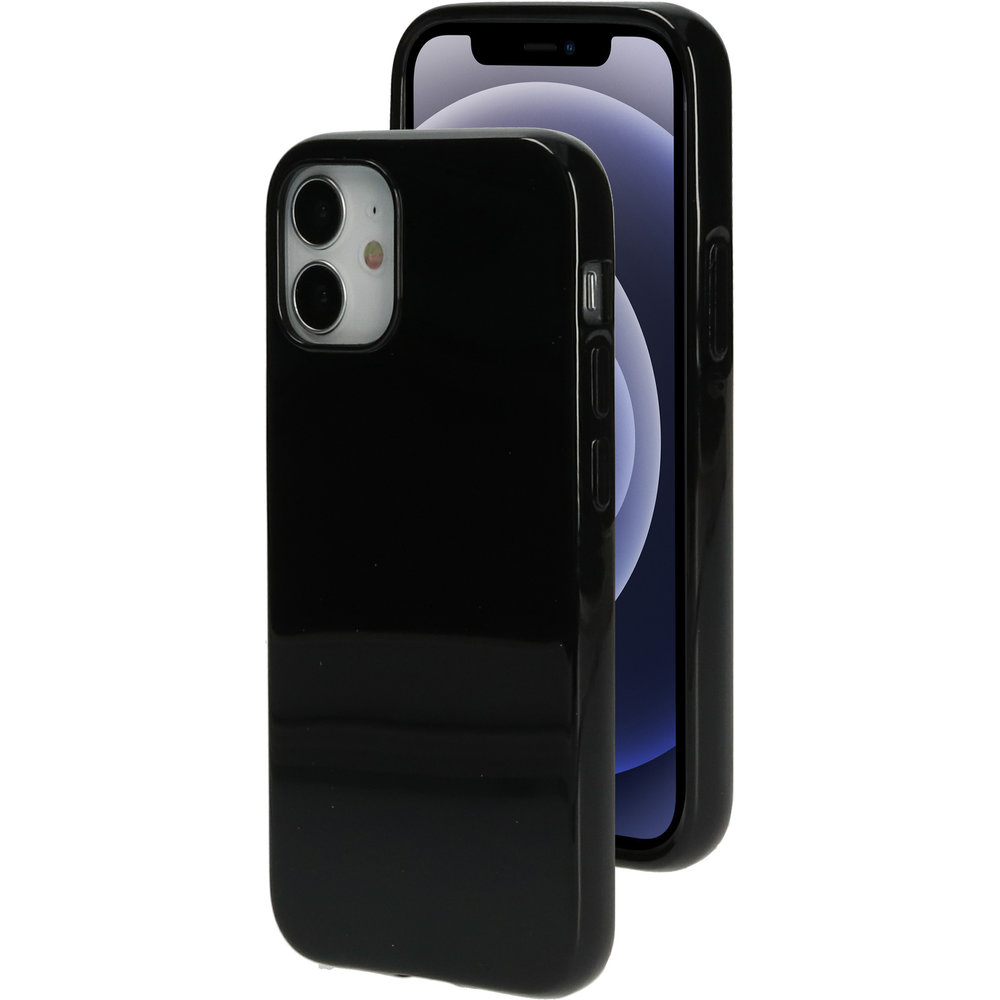 Mobiparts Classic TPU Case Apple iPhone 12 Mini Black