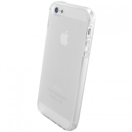 Mobiparts Essential TPU Case Apple iPhone 5/5S/SE Transparent