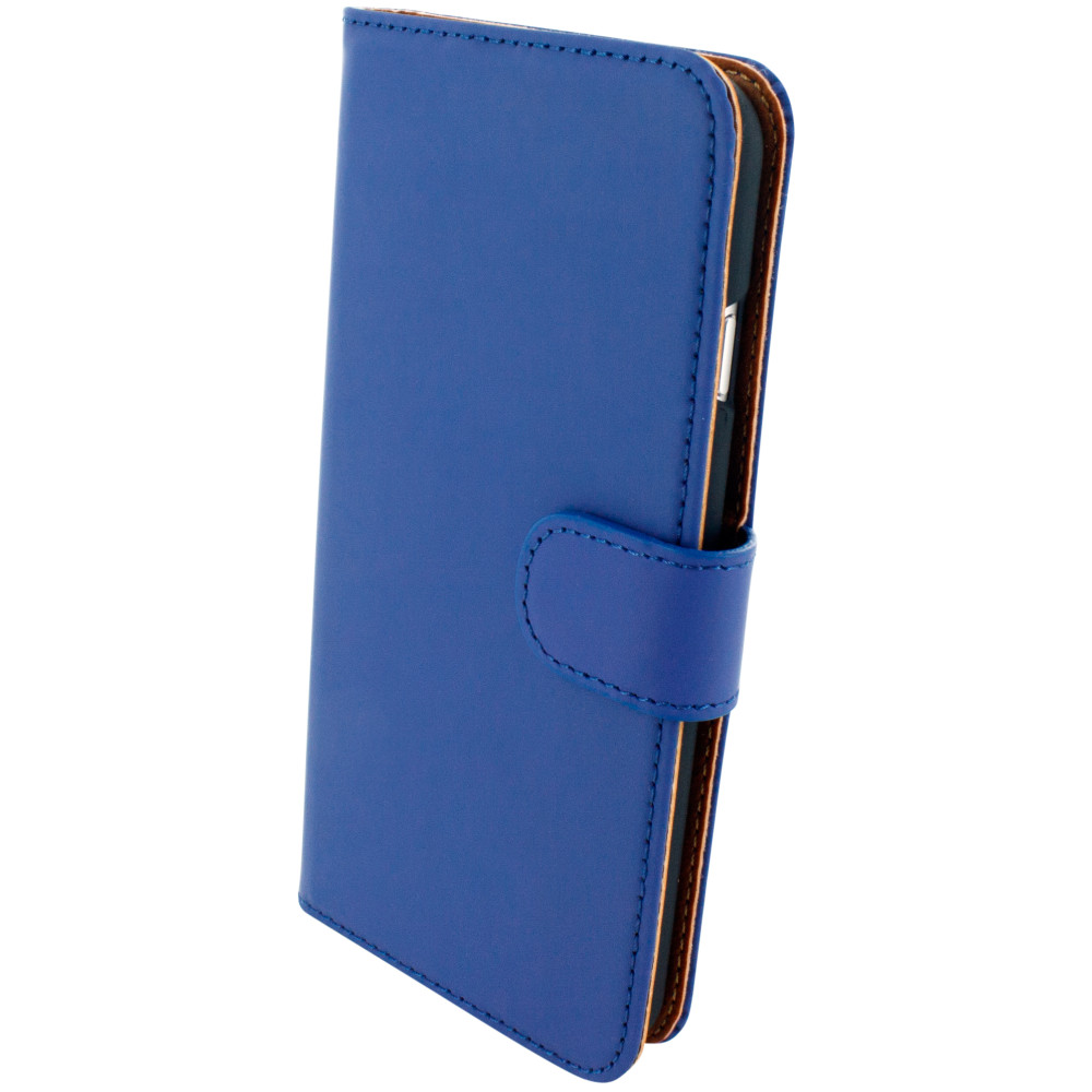 Mobiparts Premium Wallet Case Apple iPhone 6/6S Blue