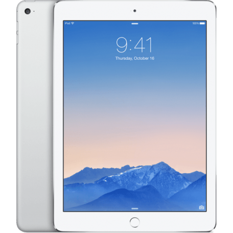 Apple iPad Air 2 128GB Silver WiFi