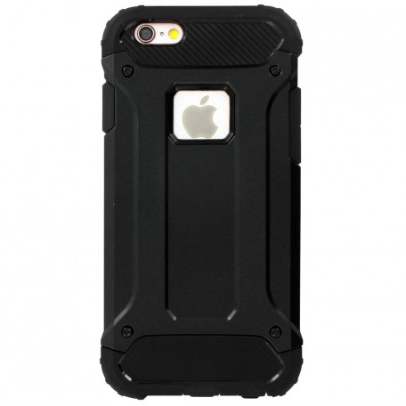 Mobiparts Rugged Shield Case Apple iPhone 6/6S Black