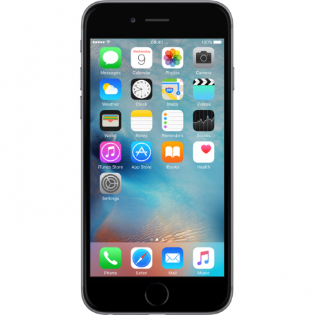 Apple iPhone 6 Plus 128GB Space Grey / Zwart