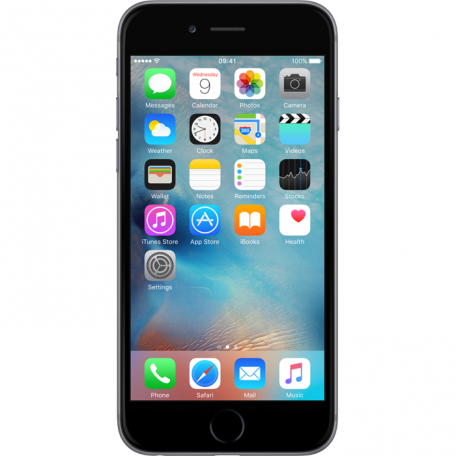 Apple iPhone 6 128GB Space Grey / Zwart