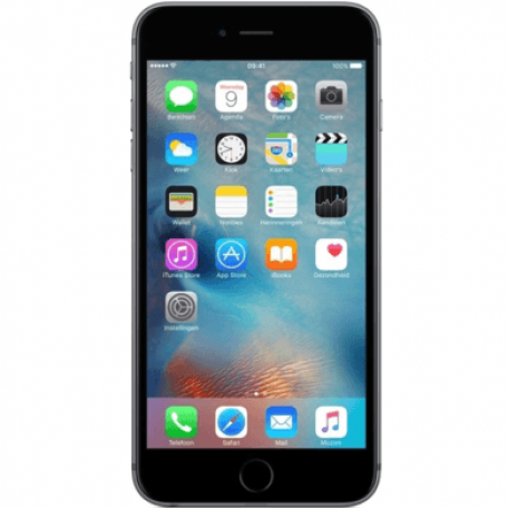 Apple iPhone 6s Plus 128GB Space Grey / Zwart