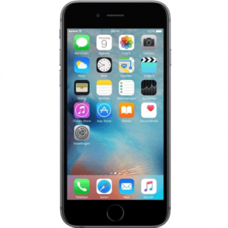 Apple iPhone 6s 128GB Space Grey / Zwart