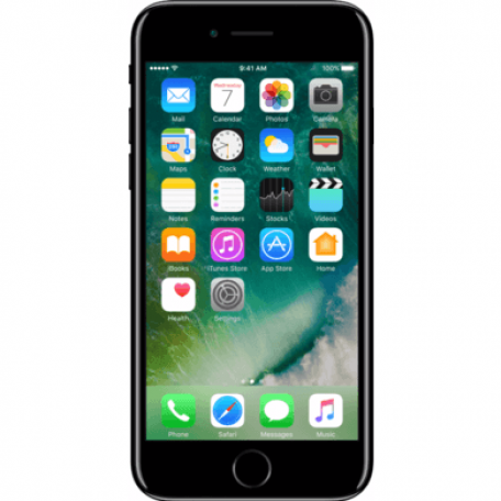 Apple iPhone 7 256GB Jet Black / Gitzwart